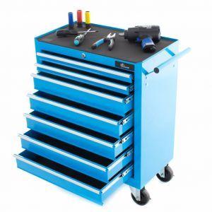 Ragnor gereedschapswagen leeg 'Hela' blauw