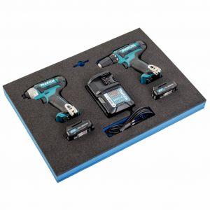 Makita boormachine en slagmoersleutel module
