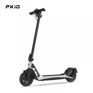 Pxid elektrische step H10 grijs