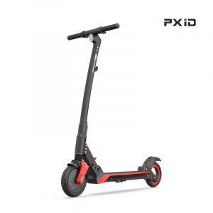 Pxid elektrische step Q1 rood