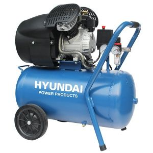 Hyundai compressor 50L 8 bar 3PK