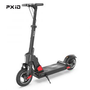 Pxid elektrische step C1 rood