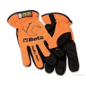 Beta werkhandschoenen oranje XL