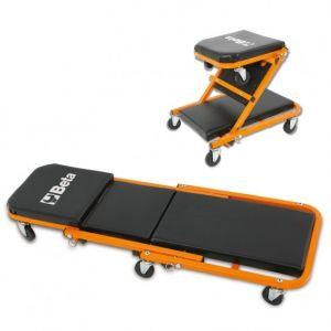 Beta ligkar inklapbaar tot werkplaatsstoel