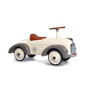 Baghera loopauto Speedster retro beige