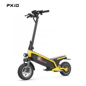 Pxid elektrische step F1 geel