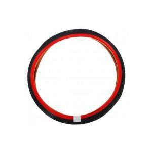 Volare Buitenband 24 inch Rood Zwart Kinderfiets