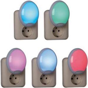 Nachtlampje in 7 kleuren