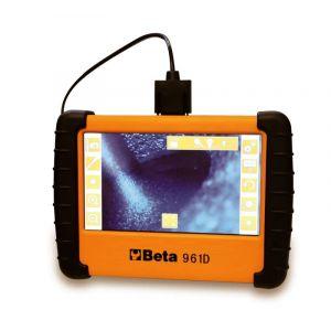 Beta elektronische video endoscoop lens
