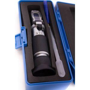 BGS refractometer voor koelvloeistoffen en accuzuur