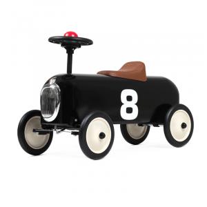 Baghera loopauto racer zwart