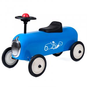 Baghera loopauto racer blauw