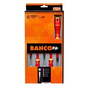 Bahco geïsoleerde schroevendraaierset 5-delig