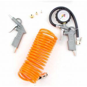 Airpress compressor accessoiresset 6-delig