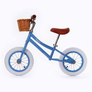Baghera loopfiets Vintage blauw