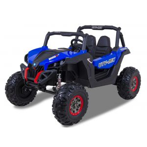 Kijana beach buggy 12V elektrische kinderauto blauw