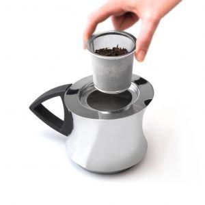 Berghoff theeset met fluitketel en theepot