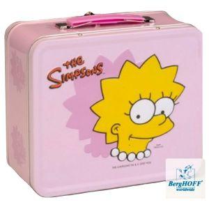Berghoff Thema Lunchbox Lisa Simpson van 'The Simpsons'