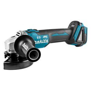 Makita DGA506Z 18V accu 125 mm haakse slijper zonder accu's en lader