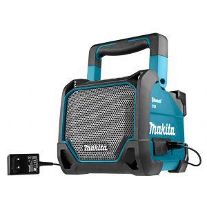 Makita DMR202 10,8 - 18V accu / netstroom bluetooth speaker zonder accu's en lader