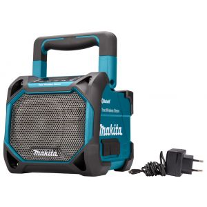 Makita DMR203 10,8 - 18V accu / netstroom bluetooth speaker zonder accu's en lader