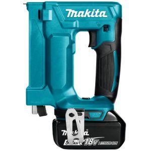 Makita DST112RTJ 18V accu nietmachine 2x 5.0Ah in Mbox