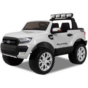 Ford Ranger elektrische kinderauto wit