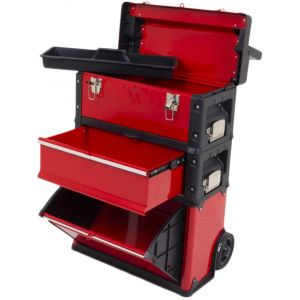 Ragnor gereedschapstrolley rood FX10505
