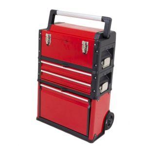 Ragnor gereedschapstrolley rood FX10503