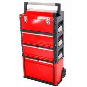 Ragnor gereedschapstrolley rood FX10599