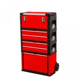 Ragnor gereedschapstrolley rood FX10510