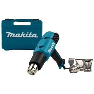 Makita HG6031VK heteluchtpistool + accessoire in koffer 230V