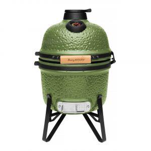 Berghoff keramische barbecue olijfgroen