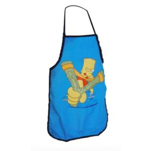 Keukenschort van The Simpsons voor kinderen