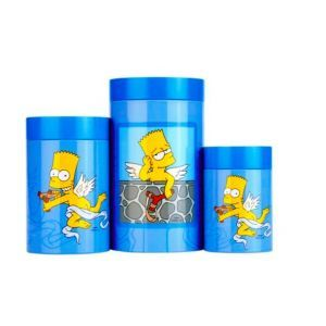 Koekblikken set 3-delig met The Simpsons