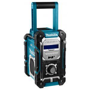 Makita DMR112 10,8 - 18V accu / netstroom bouwradio zonder accu's en lader