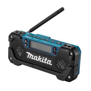 Makita MR052 12V accu radio zonder accu's en lader