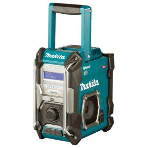 Makita MR004GZ 12V - 18V - 40V accu / netstroom bouwradio zonder accu's en lader