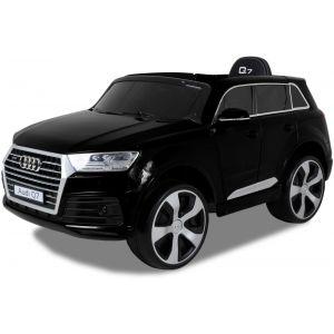 Audi elektrische kinderauto Q7 zwart