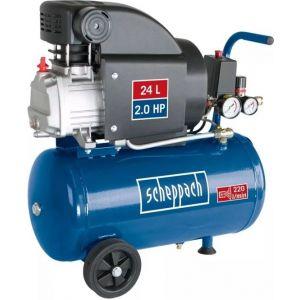 Scheppach HC25 Compressor 24 Liter