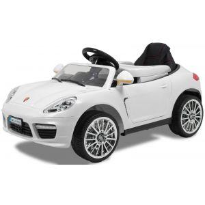 Kijana elektrische kinderauto Speedster wit