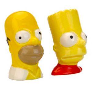 Berghoff peper en zout stel The Simpsons
