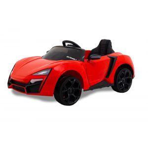 Kijana elektrische kinderauto Spider rood