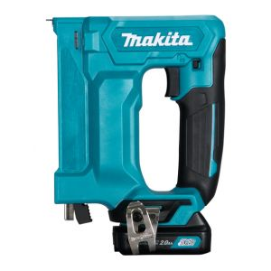 Makita ST113DSAJ 12V accu nietmachine 2x 2.0Ah in Mbox