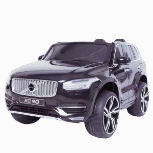 Volvo elektrische kinderauto XC90 zwart