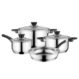 Berghof 7-delige kookpottenset Gourmet Essentials