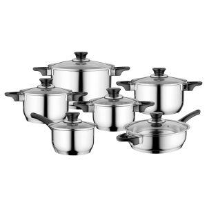 Berghoff 12-delige kookpottenset Gourmet Essentials
