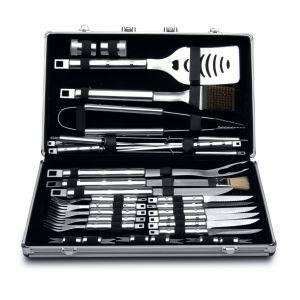 Berghoff 33-delige barbecueset in aluminium koffer Essentials
