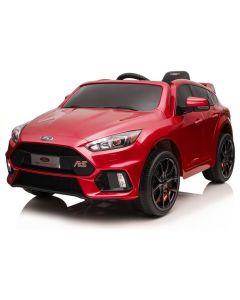 Ford elektrische kinderauto Focus rood